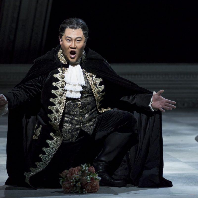 "Wolf Trap Opera Company ""Tosca"""